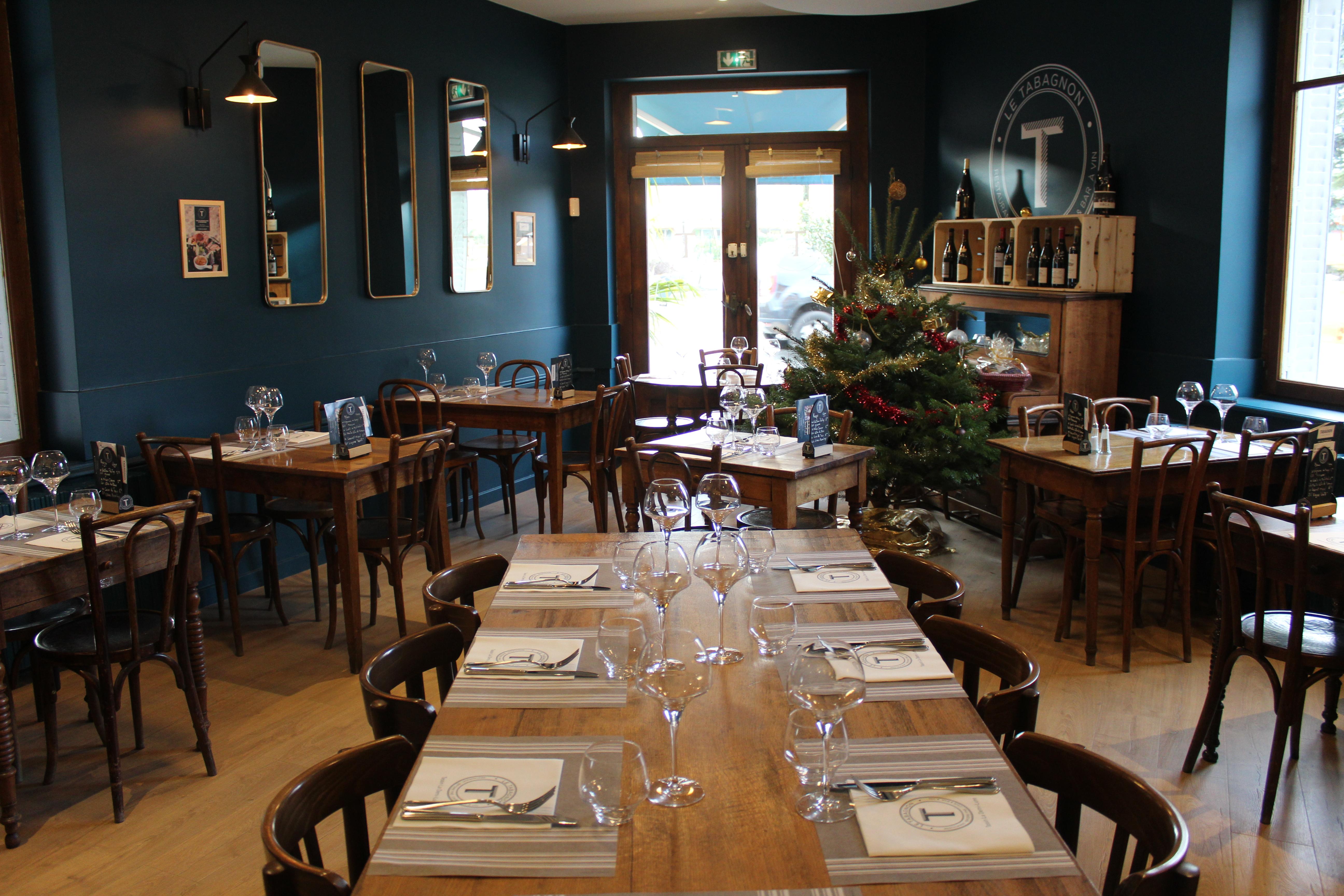 Salle de restaurant Le Tabagnon