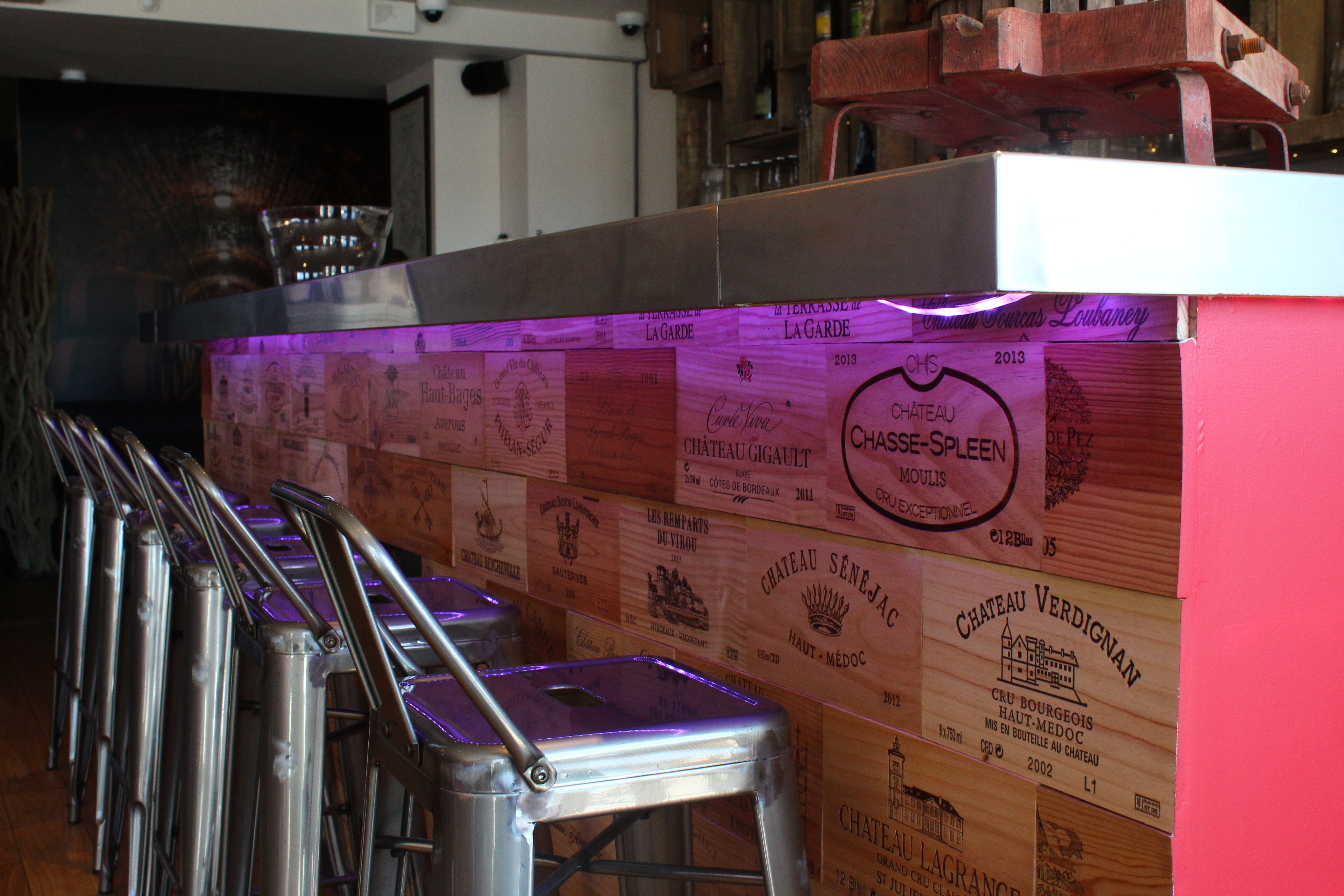 bar à vins lyon