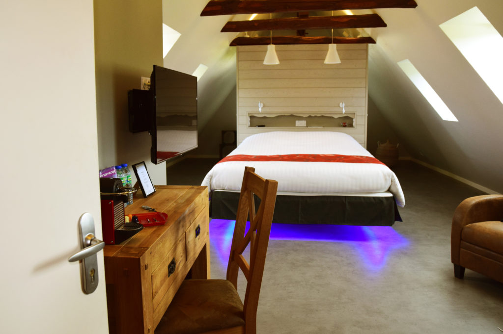 Chambre hotel de Paris Murol