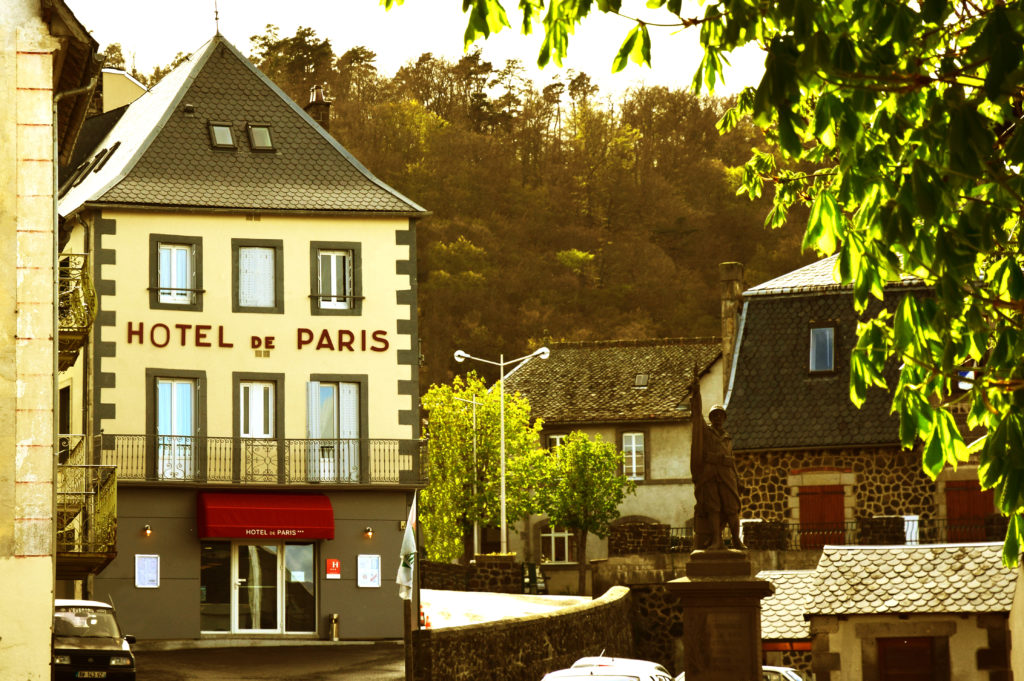 Hotel de Paris Murol